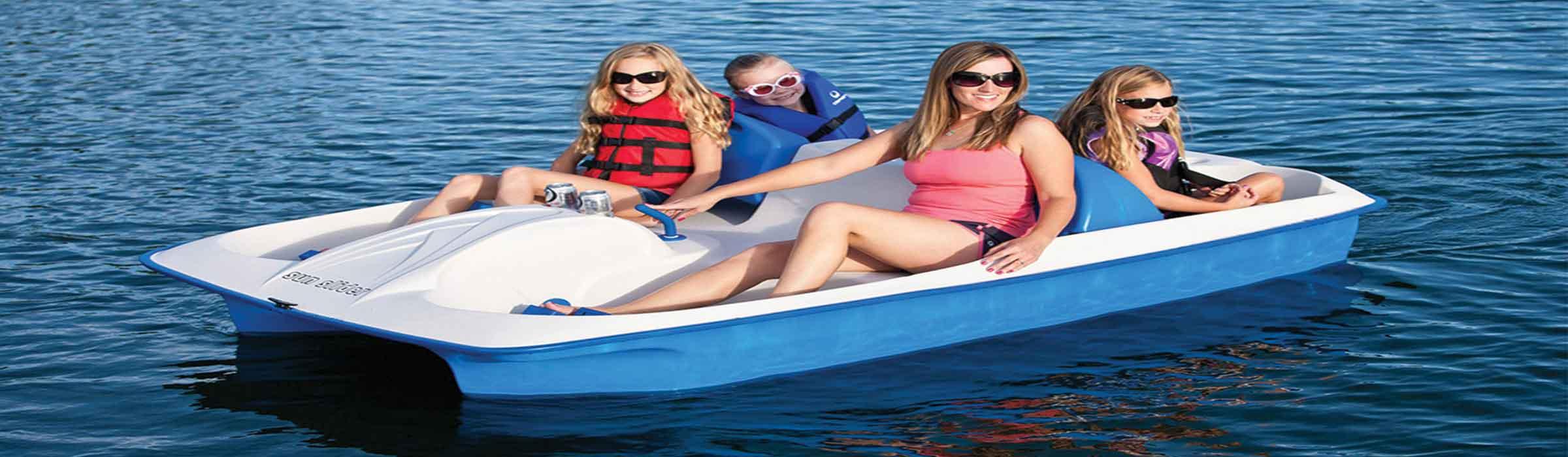 casino paddle boat